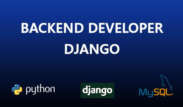 Python Django Developer