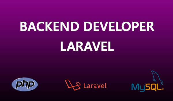 PHP Laravel Developer