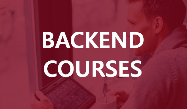 Backend courses