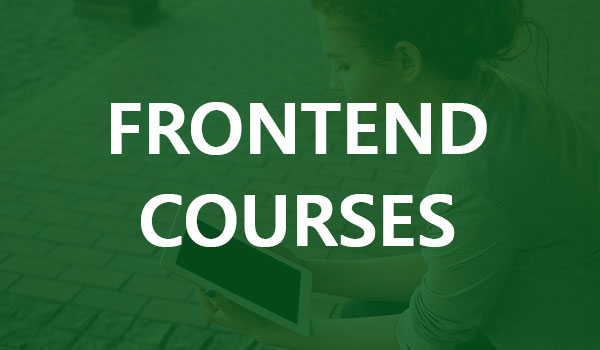 Frontend courses