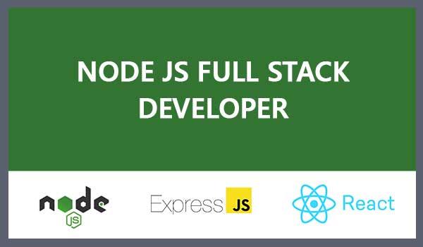 NodeJS/Express-React Fullstack