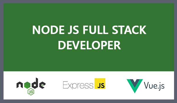 NodeJS/Express-VueJS Fullstack