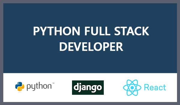 Python/Django-React Fullstack