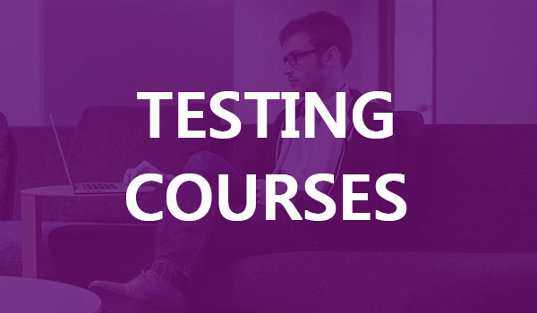 Testing courses